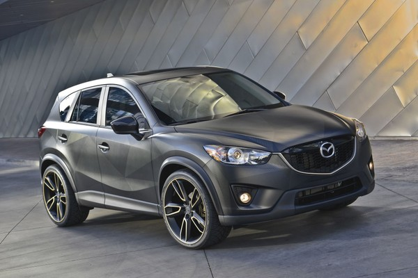 2012-2013 Mazda CX5 Workshop Repair Manual