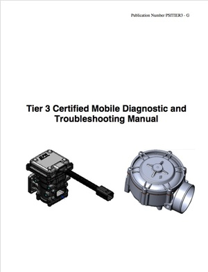 Troubleshooting GM, Toyota PSI. Tier 3 Fuel System Service Manual