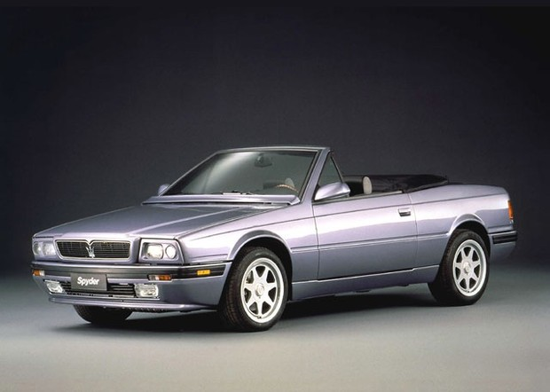 1982-1992 Maserati Biturbo OEM Factory Service and Repair Manual (Free PDF)