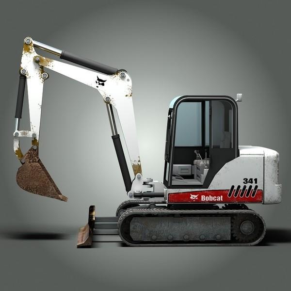 Bobcat 337-341, OEM Service and Repair Manual