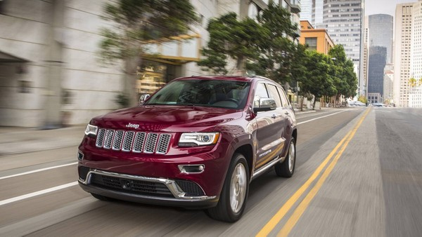2014-2016 Jeep Grand Cherokee, OEM Service and Repair Manual.