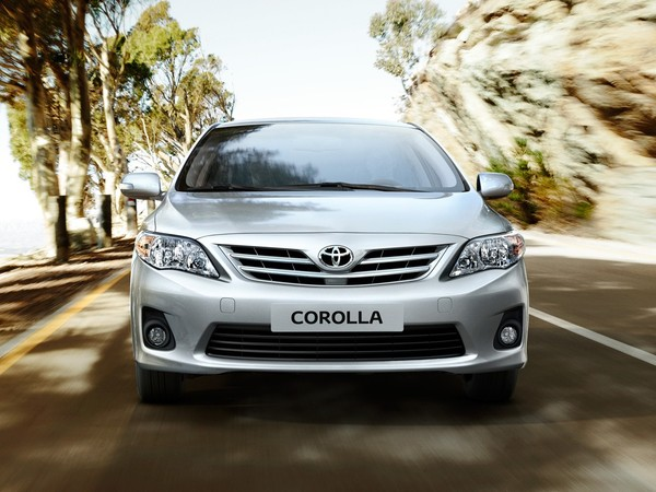 2009-2010 Toyota Corolla, OEM Service and Repair Manual.