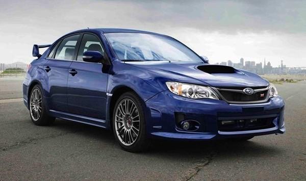 2013 Subaru Impreza WRX and WRX STI, OEM Service and Repair Manual.