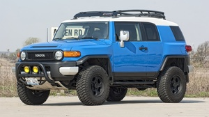 2007 Toyota FJ Cruiser Workshop Service and Repair Manual