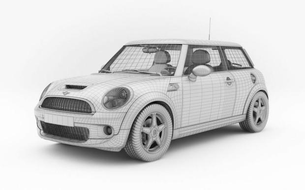 124 Files Of 2d 3d Cars And Transportation Objects I Oem Auto