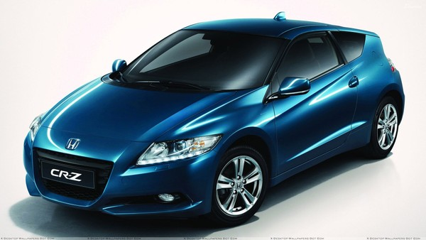 2011-2012 Honda CR-Z OEM Service & Repair Manual.