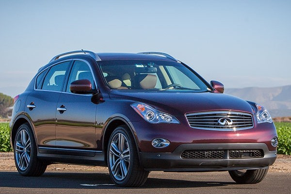 2014 INFINITI QX50, OEM Service and Repair Workshop Manual.