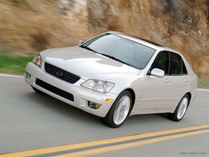 2002-2005 Lexus IS300 Factory Workshop Service and Repair Manual