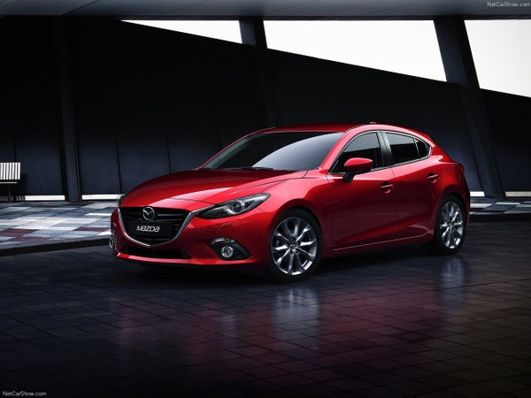 2014 Mazda 3, OEM Workshop Service and Repair Manual (PDF)
