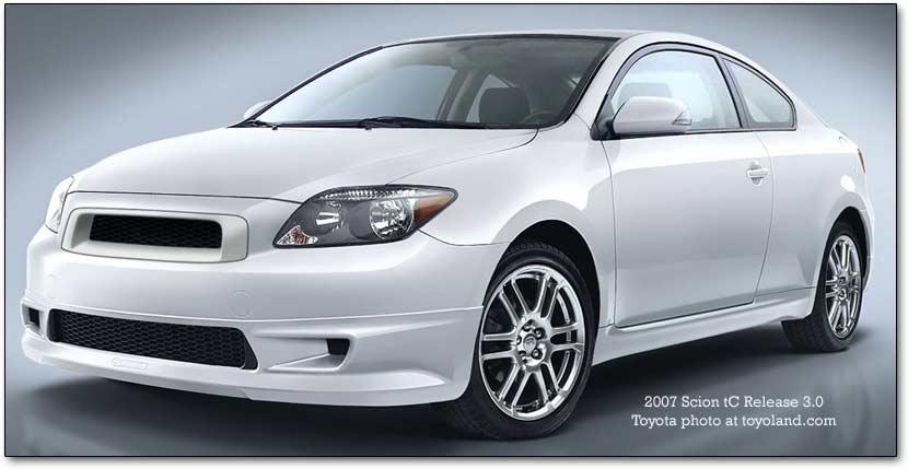 2006 2007 Toyota Scion TC OEM Factory Service And Repair Manual