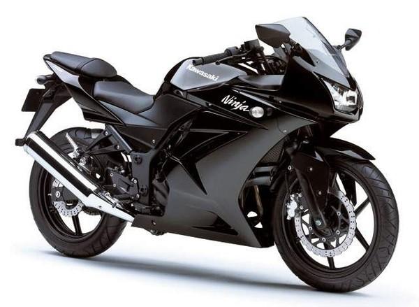2008 Kawasaki Ninja 250R Motorcycle Original Workshop Service and Repair Manual