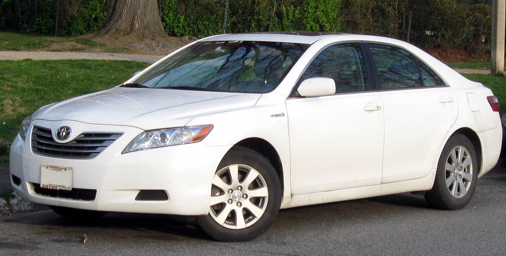 2007 Toyota Camry Hybrid Oem Genuine Factory And Servi