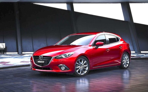 2014 Mazda 3, OEM Workshop Service and Repair Manual (PDF)