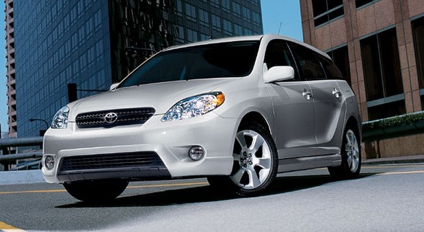 2007 Toyota Matrix OEM Service and Repair Manual