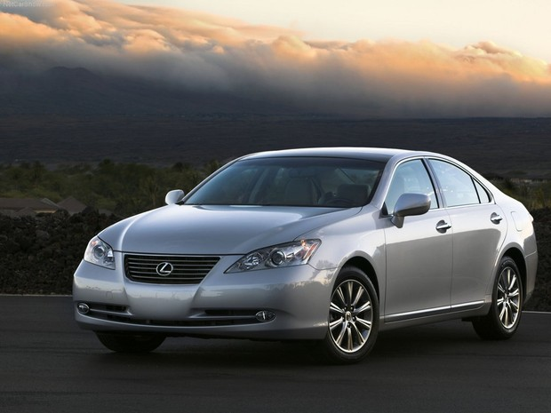2007 LEXUS ES350 OEM Workshop Service and Repair Manual.