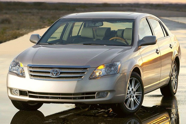 2006 Toyota Avalon Electrical Wiring Diagrams.