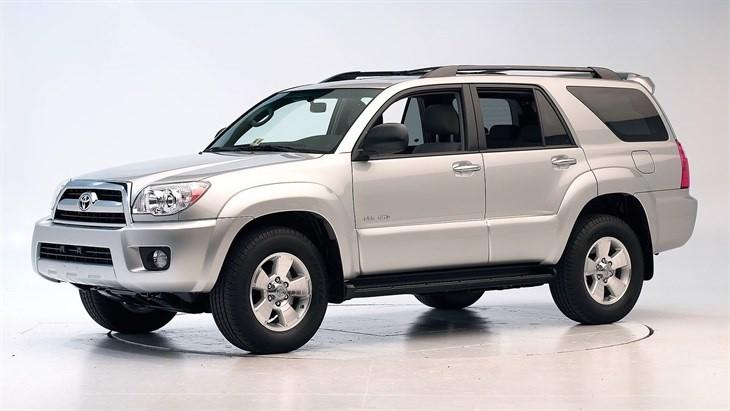 2007 Toyota 4runner Factory Repair Manual