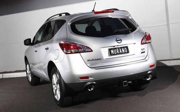 2008-2009 Nissan Murano Model Z51, OEM Factory Service and Repair Manual