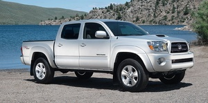 2008 Toyota Tacoma Factory service and Repair Manual