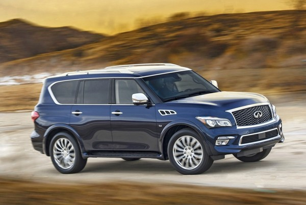 2014 Infiniti QX80, OEM Service and Repair Workshop Manual.