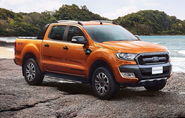 2015-2016 Ford Ranger PX MKII, OEM Service and Workshop Manual  (PDF)