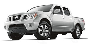 2013 Nissan Frontier Factory Service Repair Manual