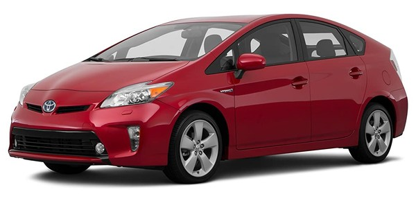 2010-2015 Toyota Prius, OEM Service and Repair Manual with Electrical Wiring Diagram.