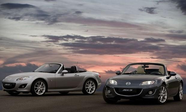 2008-2009 Mazda Miata MX-5 Grand Touring, OEM Workshop Service and Repair Manuals (PDF)