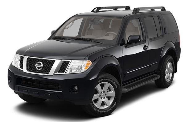2012 Nissan Pathfinder Service & Repair Manual.