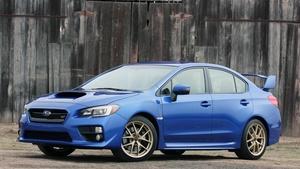 2015 Subaru Impreza WRX & WRX STI, OEM Factory Service Manual.