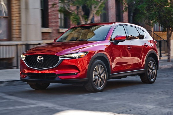 2016-2018 Mazda CX-5, OEM Service and Repair Manual.