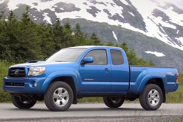 2007 Toyota Tacoma Factory Service Repair Manual