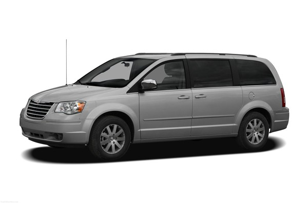 2008-2009 Dodge (RT) Town & Country, Caravan And Chrysler Voyager Service and Repair Manual