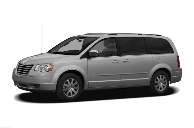 Chrysler/Dodge (RT) Town & Country, Caravan And Voyager Repair Service Manual 2008-2009