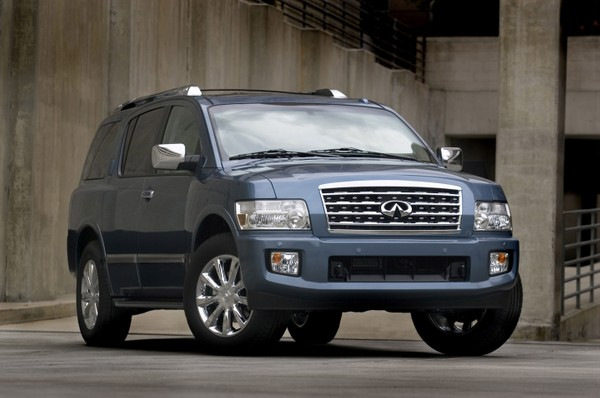 2008 Infiniti QX56-JA60 Series, OEM Factory Service and Repair Manual PDF