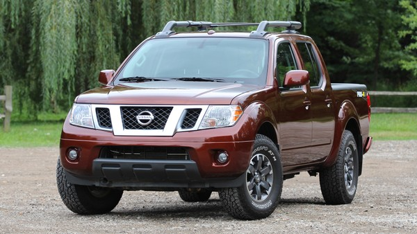 2016 Nissan Frontier, OEM Service and Repair Workshop Manual.