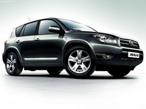 2006 Toyota RAV4 OEM Factory Service and Repair Manual.