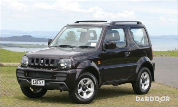 1998-2009 Suzuki Jimny OEM Service and Repair Manual.