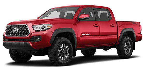 2015-2018 Toyota Tacoma, OEM Service and Repair Workshop Manual.