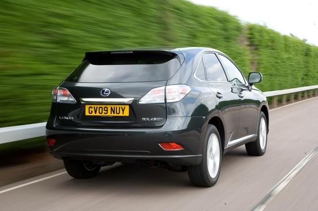 2009 Lexus RX450h Hybrid (GYL10 Series), OEM Service And Repair Manual (RM1260U)