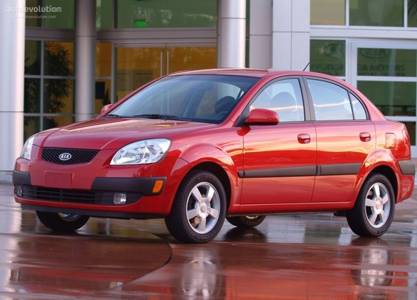 2001-2005 Kia Rio, OEM Workshop Service and Repair Manual.