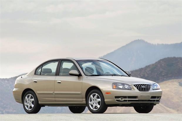 2002-2006 Hyundai Elantra Factory Service and Repair Maintenance