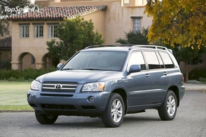 2006 Toyota Highlander Hybrid Original and coloured Electrical Wiring Diagram (FREE PDF)