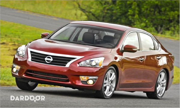 2015 Nissan Altima OEM Service and Repair Manual.