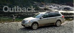 2012 Subaru Legacy and Outback OEM Workshop Service and Repair Manual (PDF).