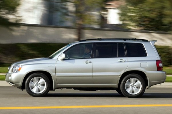 2006 Toyota Highlander, OEM Electrical Wiring Diagram (PDF)