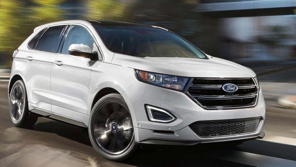 2015-2018 Ford Edge/Endura, OEM Service and Repair Manual