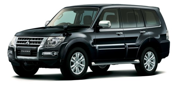 2015 Mitsubishi Pajero IV OEM Service & Repair Manual.