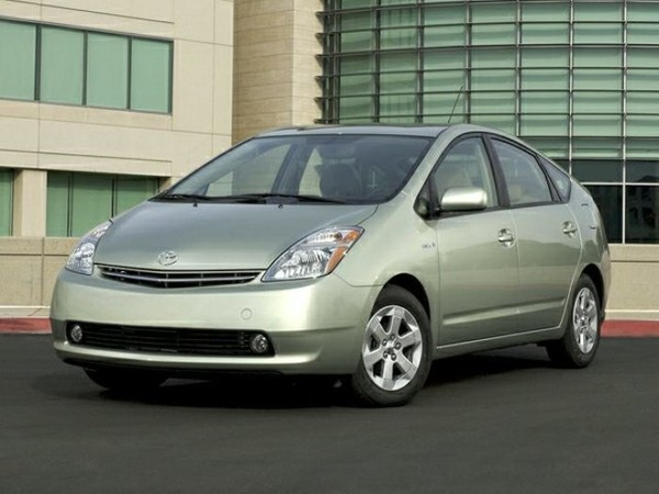 2007 Toyota Prius, OEM Electrical Wiring Diagram (PDF)