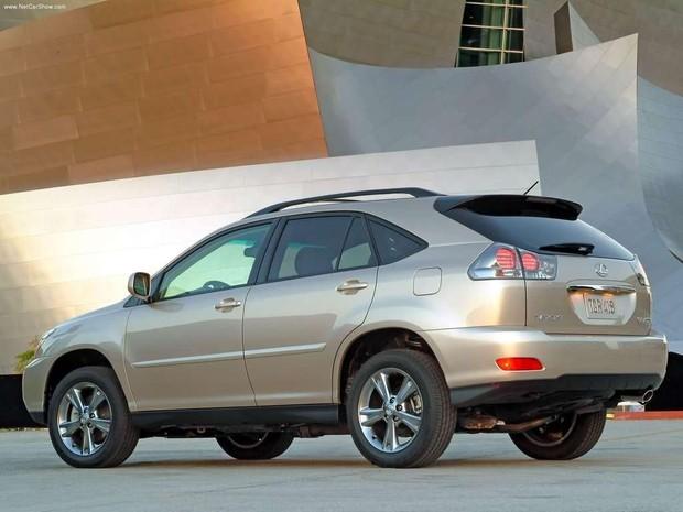 2005 Lexus RX400h Hybrid, OEM Service and Repair Manual